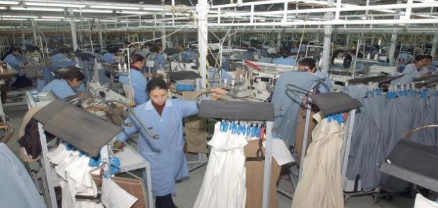 الصناعة في تونس