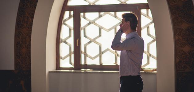 صلاة تحية المسجد