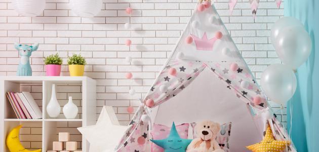 أفكار لتزيين غرف البنات