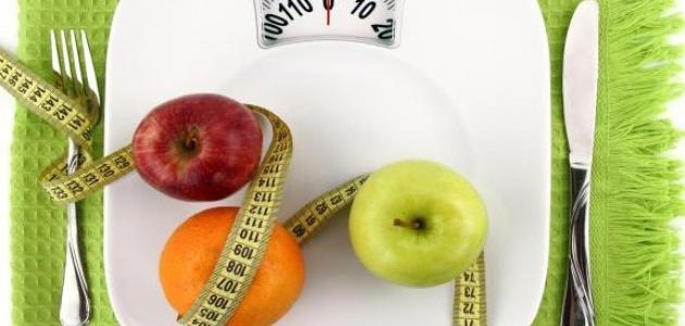 كيف أخسر الوزن بسرعة