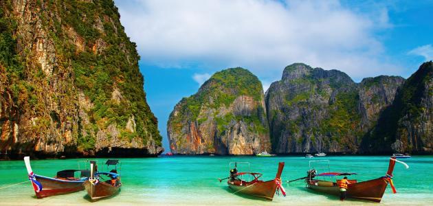 مدن تايلاند