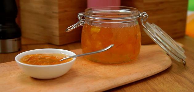 كيفية صنع مربى البرتقال