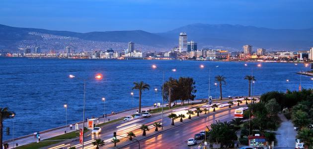 نتيجة بحث الصور عن مدينة إزمير تركيا