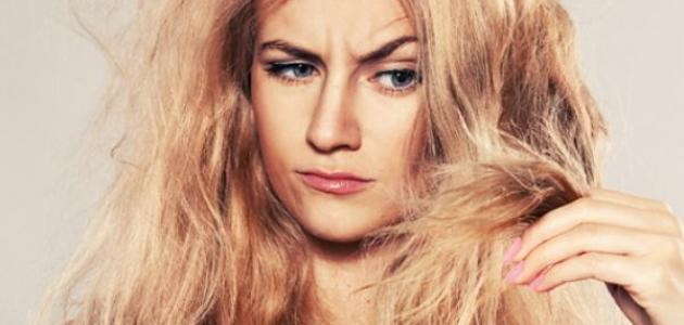تقصف الشعر من الأمام