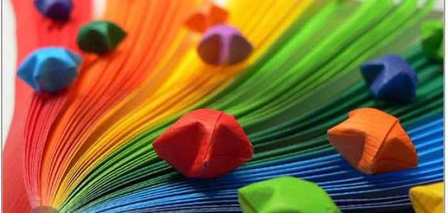 كيف نرى الألوان