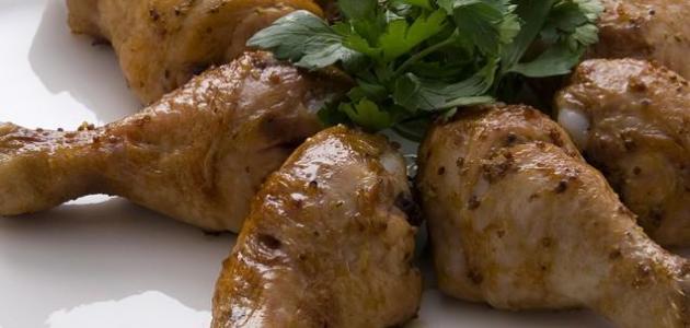 طريقة عمل دبابيس الدجاج