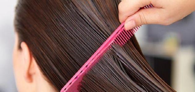 لتطويل الشعر في اسبوع