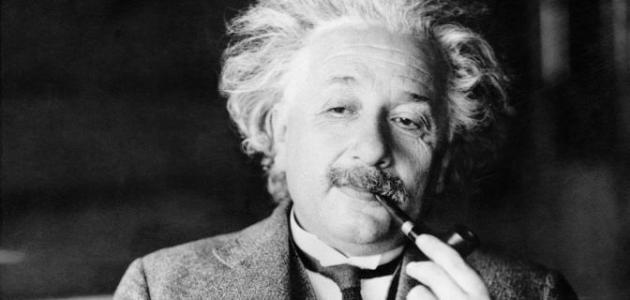 حل لغز اينشتاين