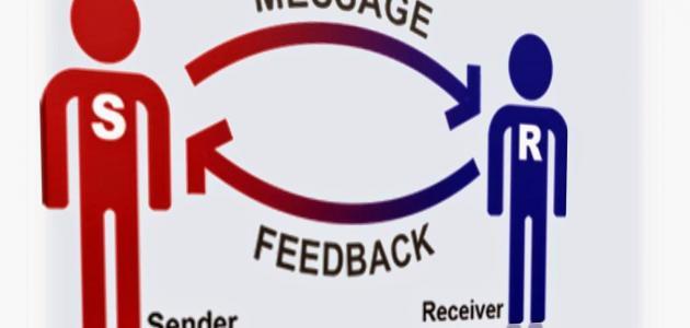 عناصر العملية الاتصالية
