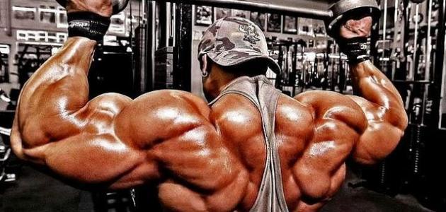 أفضل تمارين كمال أجسام للضخامة