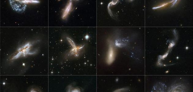 كيف يتكون الثقب الأسود