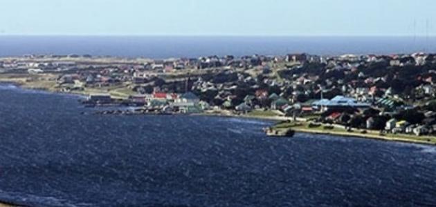 جزيرة فوكلاند
