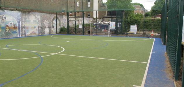 كرة القدم الصالات