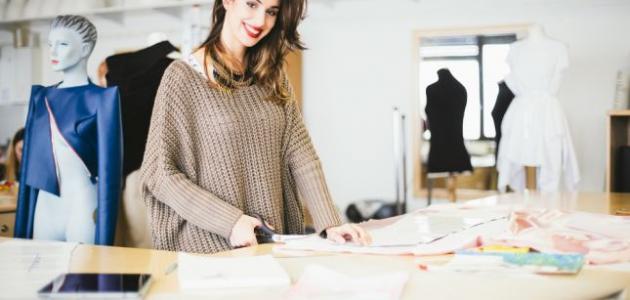 كيف تصبح مصمم أزياء
