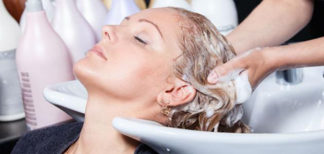 فيتامين ج لإزالة صبغة الشعر