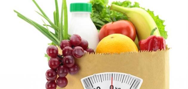 زيادة الوزن خلال شهر