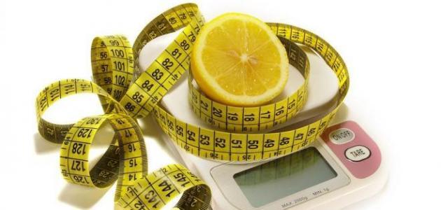خلطات لتخفيف الوزن في أسبوع