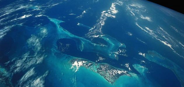 جزيرة مثلث برمودا