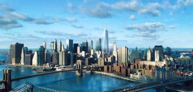 تقرير عن نيويورك