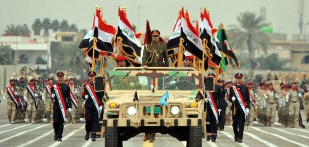 ذكرى تأسيس الجيش العراقي كانون