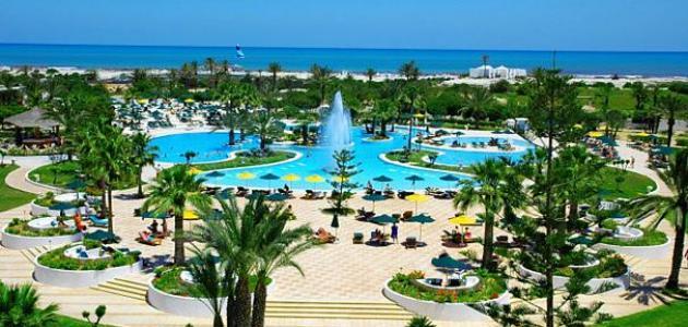 جزيرة جربة في تونس