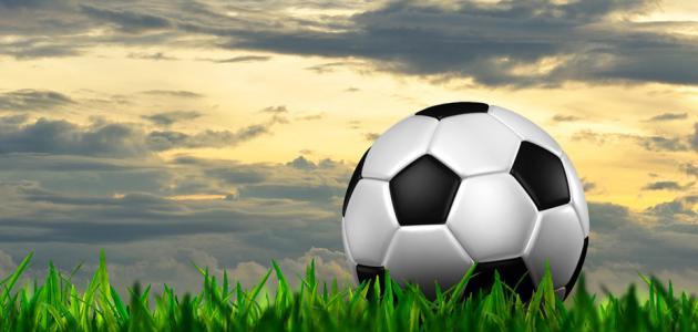 مقاسات ملعب كرة القدم السباعية