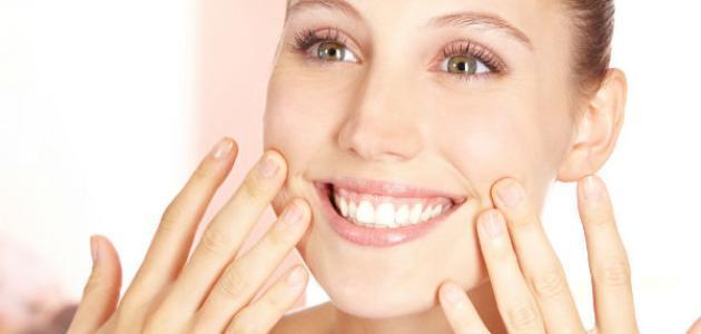 علاج تجاعيد حول الفم بالأعشاب