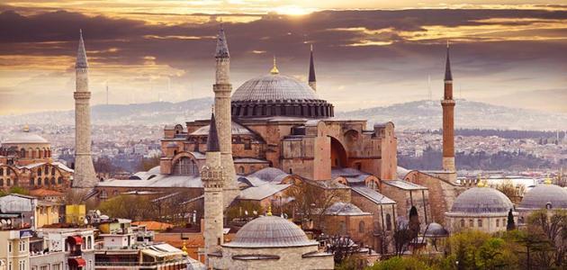 رحلة عائلية إلى تركيا