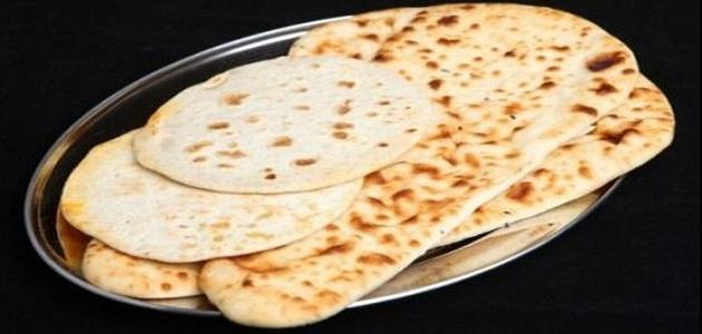 طريقة عمل خبز دون خميرة