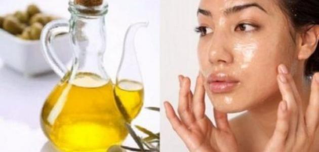 فوائد دهن الوجه بزيت الزيتون