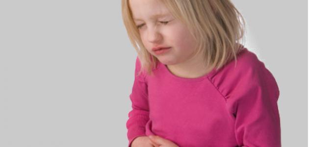 أسباب عسر الهضم عند الأطفال