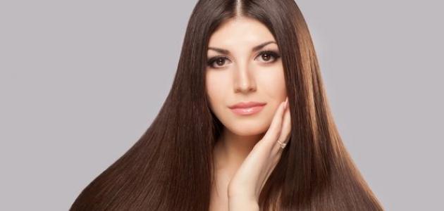 كيف تحصلين على شعر ناعم