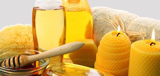 زيت الزيتون مع العسل