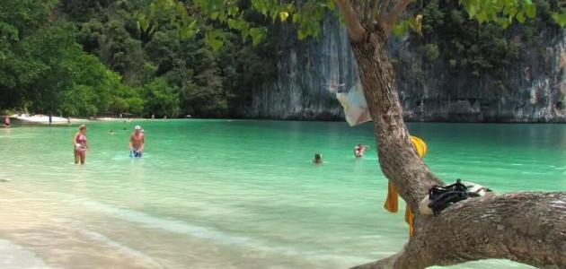 جزيرة كرابي تايلاند