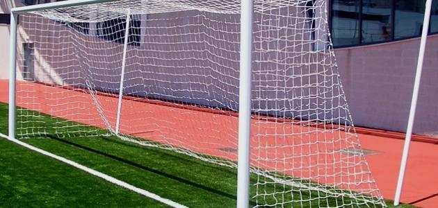 كم يبلغ ارتفاع مرمى كرة القدم