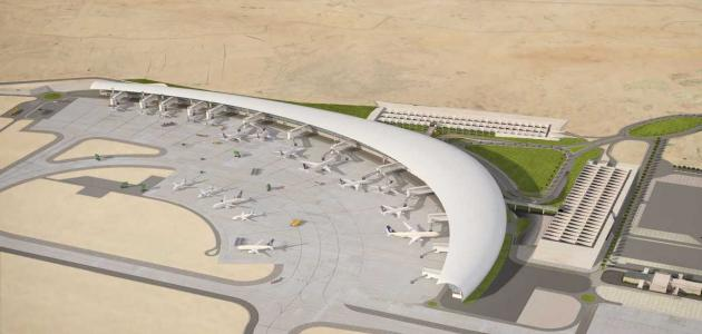 كم عدد مطارات السعودية