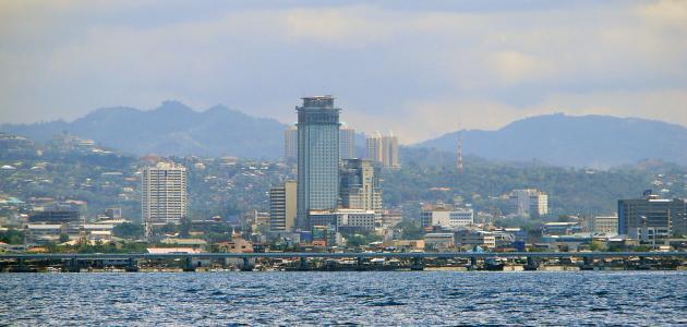 مدينة سيبو الفلبين
