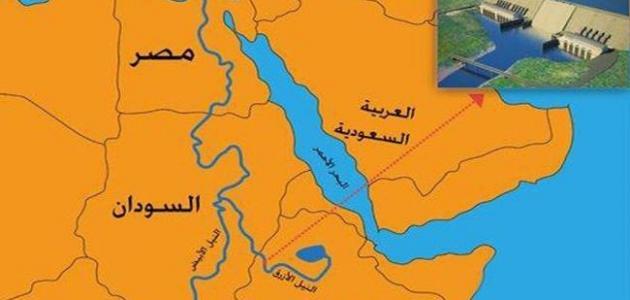 دول نهر النيل موضوع
