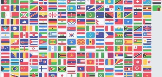دول أوروبا حسب المساحة
