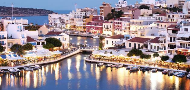 جزيرة كريت باليونان