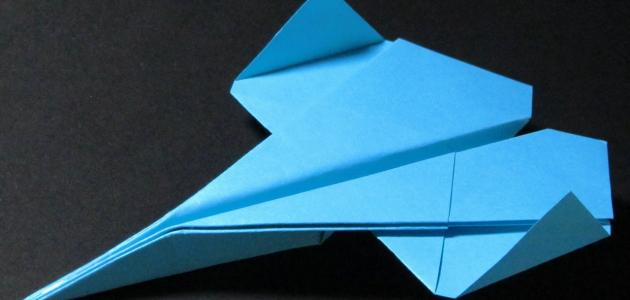 كيف تصنع طائرة ورقية تطير 8