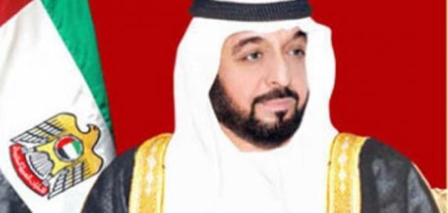 من هو رئيس دولة الإمارات