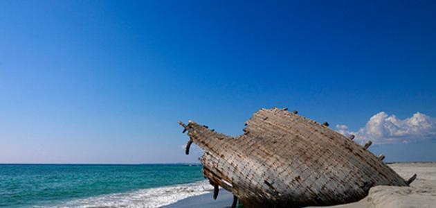 جزيرة مصيرة في سلطنة عمان