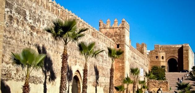 أول مدينة في المغرب