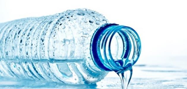 الماء للحامل