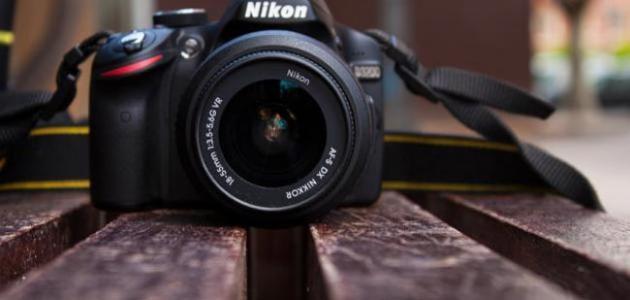 كيف تعمل الكاميرا