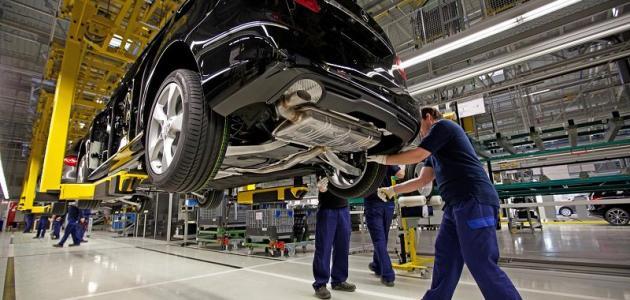 صناعة السيارات في أمريكا