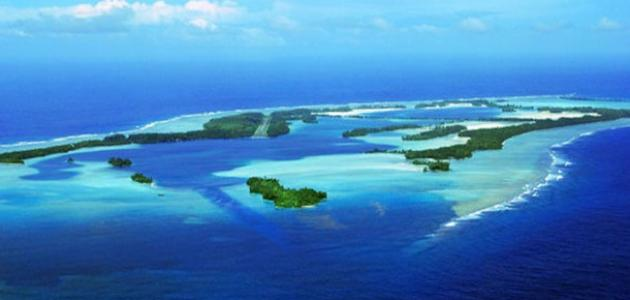 أغرب جزر العالم