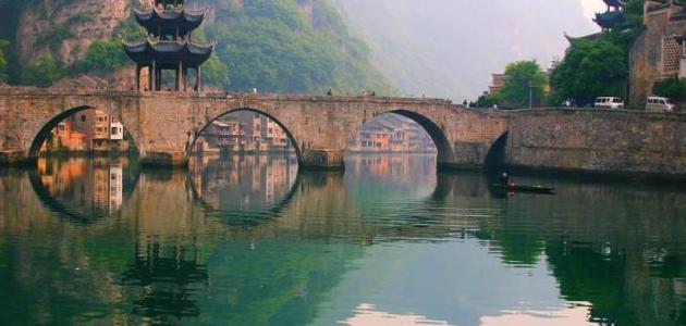 جولة في الصين