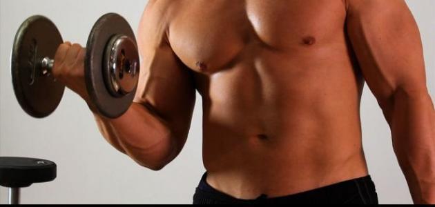 تمرين عضلات اليد